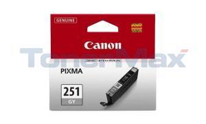 CANON CLI-251GY INK TANK GRAY (6517B001)