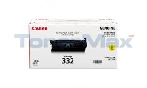 CANON LBP7780C TONER CARTRIDGE YELLOW (6260B012)