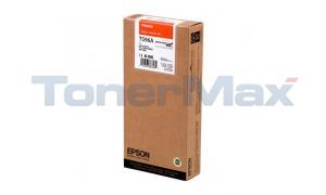 EPSON STYLUS PRO 7900 INK CART ORANGE 350ML (T596A00)