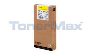 EPSON STYLUS PRO 7900 INK CARTRIDGE YELLOW 350ML (T596400)