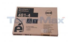 OCE CM2510 CM4010 DEVELOPER BLACK (481-4)