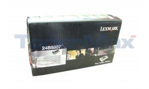 LEXMARK CS736DN TONER CARTRIDGE BLACK RP 12K (24B5807)