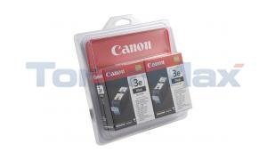 CANON BCI-3EBK INK TANK BLACK TWIN PACK (4479A271)