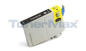Compatible for EPSON STYLUS NX125 MODERATE-USE INK CARTRIDGE BLACK (T124120)