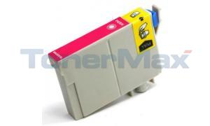 Compatible for EPSON STYLUS NX625 INK CARTRIDGE MAGENTA XHY (T127320)