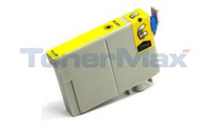 Compatible for EPSON STYLUS NX625 INK CARTRIDGE YELLOW XHY (T127420)