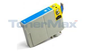 Compatible for EPSON STYLUS NX625 INK CARTRIDGE CYAN XHY (T127220)