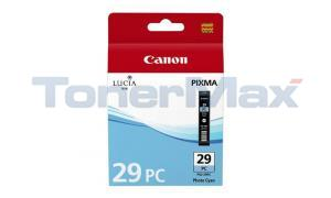 CANON PGI-29PC INK TANK PHOTO CYAN (4876B002)