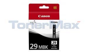 CANON PGI-29MBK INK TANK MATTE BLACK (4868B002)