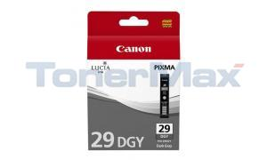CANON PGI-29DGY INK TANK DARK GRAY (4870B002)