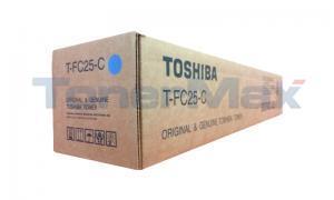 TOSHIBA E-STUDIO 2040C TONER CYAN (T-FC25-C)
