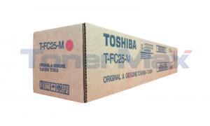 TOSHIBA E-STUDIO 2040C TONER MAGENTA (T-FC25-M)