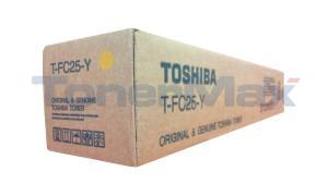TOSHIBA E-STUDIO 2040C TONER YELLOW (T-FC25-Y)