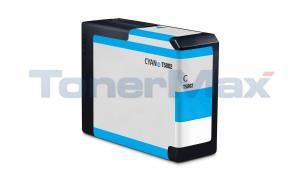 Compatible for EPSON STYLUS PRO 3800 ULTRACHROME INK CARTRIDGE CYAN 80ML (T580200)
