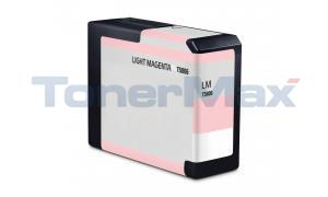 Compatible for EPSON STYLUS PRO 3800 ULTRACHROME INK CARTRIDGE LIGHT MAGENTA 80ML (T580600)