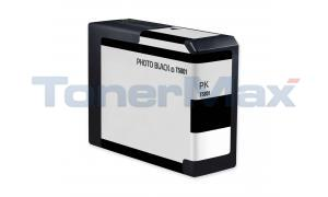 Compatible for EPSON STYLUS PRO 3800 ULTRACHROME INK CARTRIDGE PHOTO BLACK 80ML (T580100)