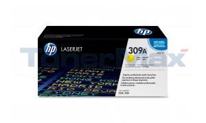 HP COLOR LASERJET 3500 TONER YELLOW (Q2672A)
