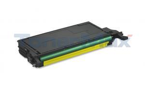 Compatible for SAMSUNG CLP-620ND TONER CARTRIDGE YELLOW 2K (CLT-Y508S/XAA)