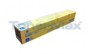 KONICA MINOLTA BIZHUB C220 TONER CYAN (A11G431)