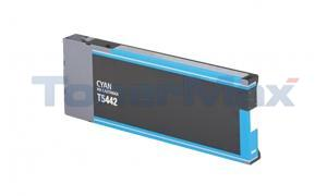 Compatible for EPSON STYLUS PRO 4000 INK CARTRIDGE CYAN 220ML (T544200)