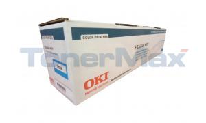 OKIDATA ES3640E TONER CARTRIDGE CYAN (42918923)