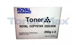 COPYSTAR RC-2030 TONER CARTRIDGE BLACK (37058016)