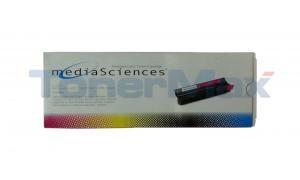 MEDIA SCIENCES TONER MAGENTA FOR OKI C5000 (MS5000M)