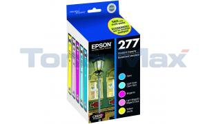 EPSON XP-850 INK CARTRIDGE COLOR MULTI-PACK (T277920)