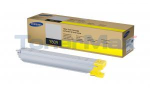 SAMSUNG CLX-9201ND TONER CARTRIDGE YELLOW (CLT-Y809S/XAA)