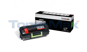 LEXMARK MX710 TONER CARTRIDGE 25K (62D0HA0)