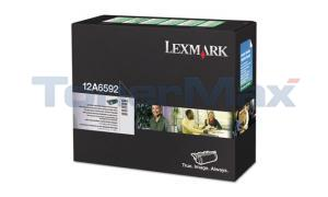 LEXMARK OPTRA T610 612 616 HY YIELD PREBATE TONER (12A6592)