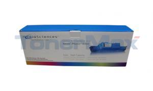 MEDIA SCIENCES TONER CYAN HY FOR XEROX PHASER 6360 (MS636CHC)