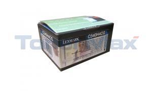 LEXMARK C54X TONER CART CYAN HY RP TAA (C540H4CG)