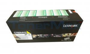 LEXMARK C782 TONER CART YELLOW RP XHY TAA (C782X4YG)