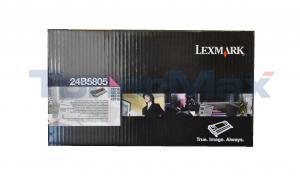 LEXMARK CS736DN TONER CARTRIDGE MAGENTA RP 10K (24B5805)
