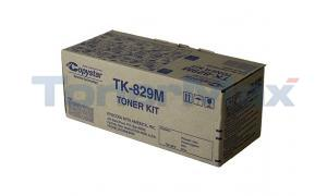 COPYSTAR CS C2520 TONER MAGENTA (TK-829M)