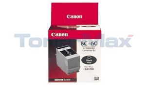 CANON BC-60 INK CARTRIDGE BLACK (0917A007)