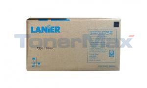 LANIER LD328C LD335C TYPE R1 TONER CYAN (480-0286)