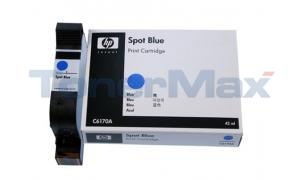 HP TIJ 2.5 SPOT COLOR PRINT CTG BLUE (C6170A)