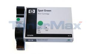HP TIJ 2.5 SPOT COLOR PRINT CTG GREEN (C6169A)