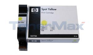 HP TIJ 2.5 SPOT COLOR PRINT CTG YELLOW (C6173A)