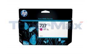 HP NO 727 INK CARTRIDGE MAGENTA 130ML (B3P20A)