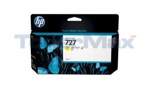 HP NO 727 INK CARTRIDGE YELLOW 130ML (B3P21A)