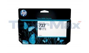 HP NO 727 INK CARTRIDGE GRAY 130ML (B3P24A)