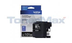 BROTHER MFC-J475DW INK CARTRIDGE BLACK (LC-101BK)