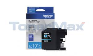 BROTHER MFC-J475DW INK CARTRIDGE CYAN (LC-101C)