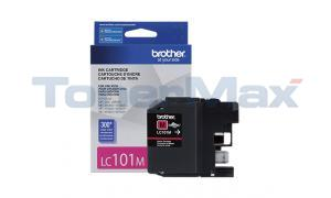 BROTHER MFC-J475DW INK CART MAGENTA (LC-101M)