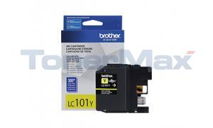 BROTHER MFC-J475DW INK CARTRIDGE YELLOW (LC-101Y)