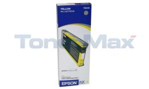 EPSON STYLUS PRO 4000 INK CARTRIDGE YELLOW 220ML (T544400)
