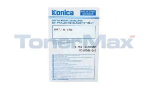 KONICA 1790 2590 DEVELOPER BLACK (946242)